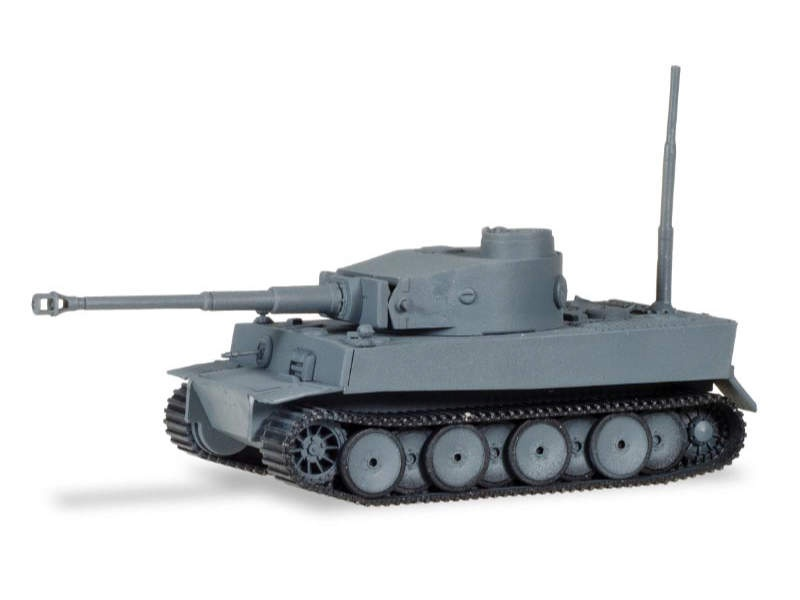 Kampfpanzer Tiger Prototyp Nr. V1, April 1942, 1:87 / H0