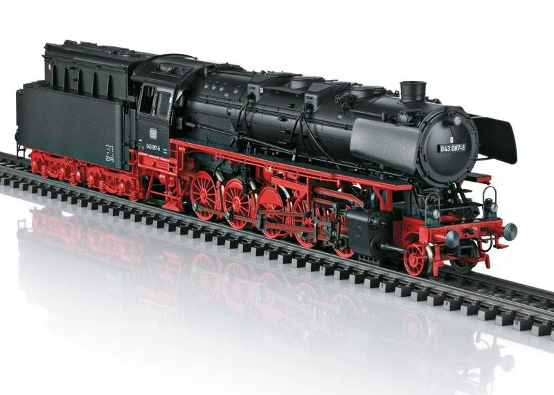 Güterzug-Dampflok BR 043 Öl-Tender, DB, mfx+, Sound, AC, H0