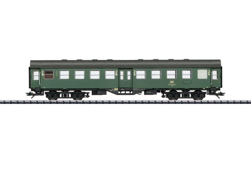 Personenwagen Byg 514 2. Klasse der DB, Spur H0