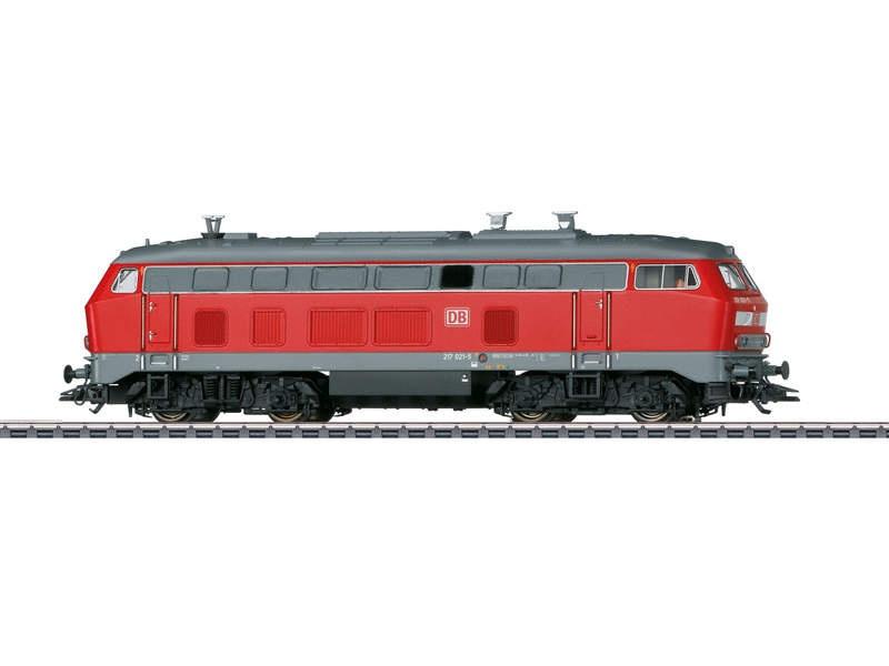 Diesellokomotive BR 217 020-7 DB AG Sound mfx+ H0