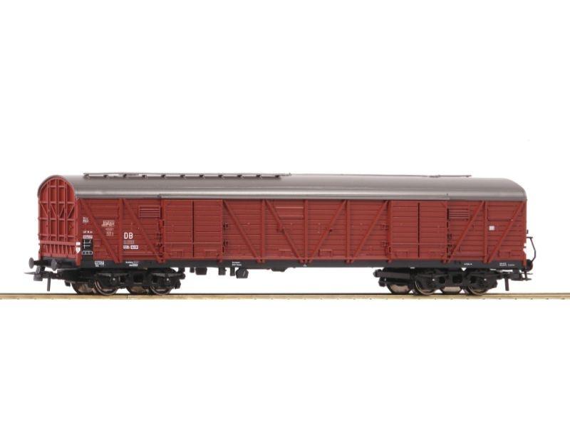 Gedeckter Güterwagen GGths der DB, DC, Spur H0