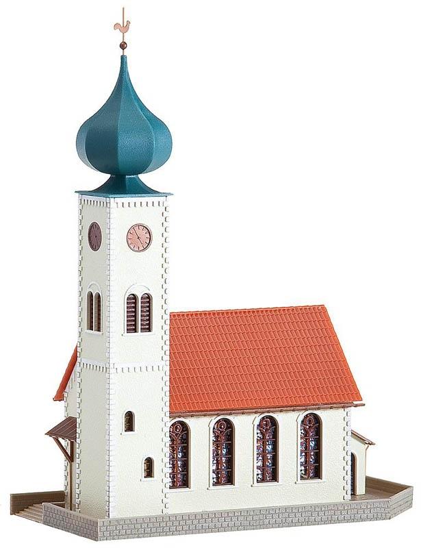 Dorfkirche Bausatz Z