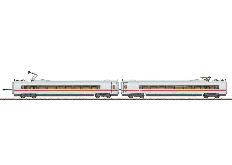 Ergänzungswagen-Set 2 ICE 3 406 MF der DB, Spur Z