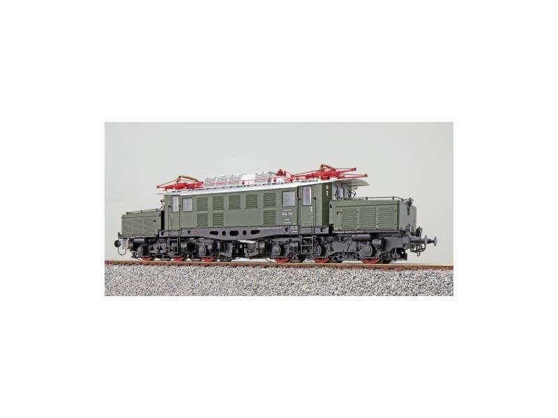 E-Lok BR E94 128 der DB, Epoche III, grün, Spur H0