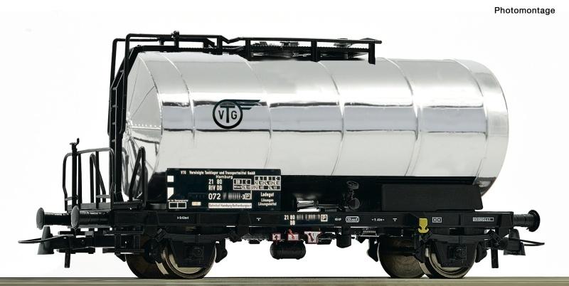 Kesselwagen Zweiachsig der VTG, DC, Spur H0