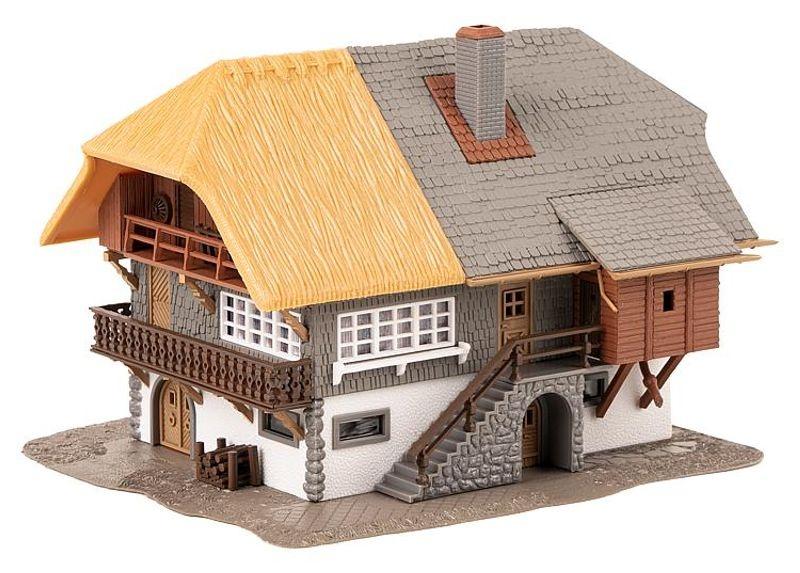Aktions-Set Schwarzwalddorf, Bausatz, Spur H0