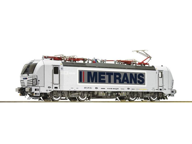 Elektrolokomotive BR 383, Metrans, Sound, DC, Spur H0