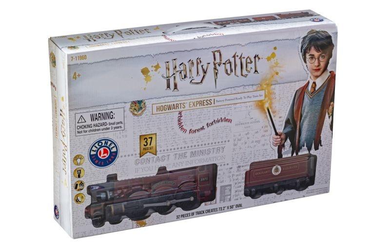 Startpackung Harry Potter Hogwarts Express, Batterie, Spur 1