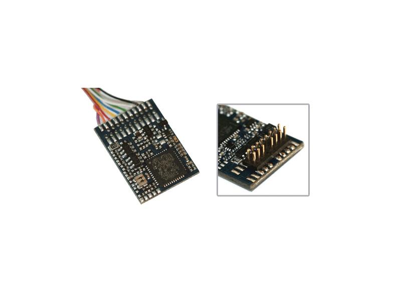 LokPilot V4.0 DCC, PluX22 NEM658, 9 Funktionsausgänge