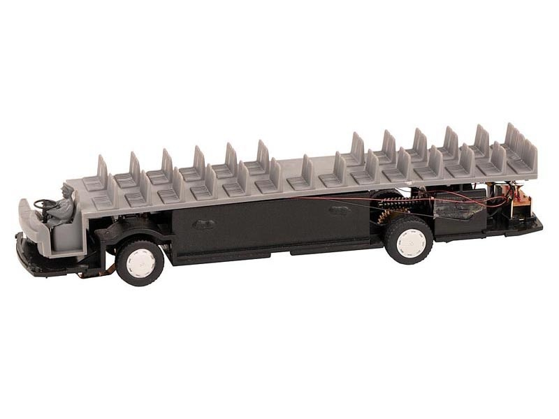 Car System Umbau-Chassis Batteriebus, Setra S 315, Spur H0