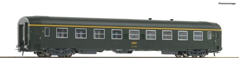 Schnellzugwagen UIC-Y 1. Klasse der SNCF, DC, Spur H0