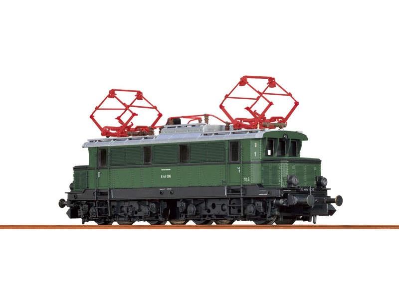E-Lok BR E44 der DB, III, Sound, Spur N