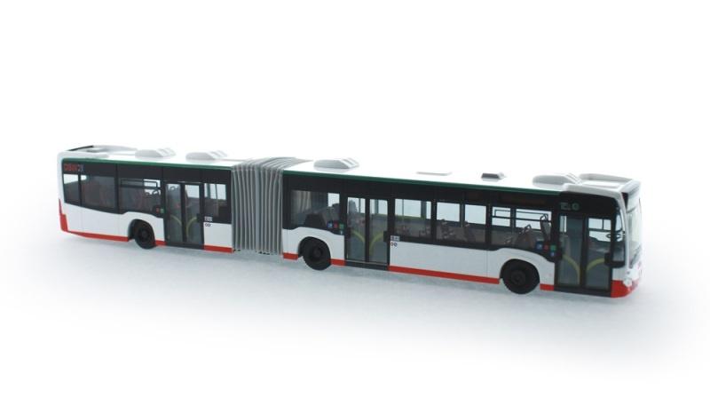 Mercedes-Benz Citaro G´12 DSW21 Dortmund, 1:87 / H0