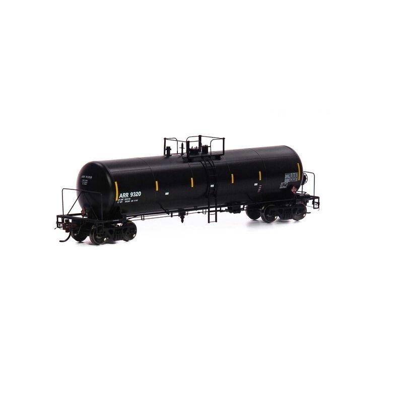 Kesselwagen GATC 20K der Alaska Railroad, 9320, DC, Spur H0