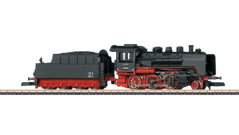 Dampflokomotive BR 24 Wagner DB Spur Z