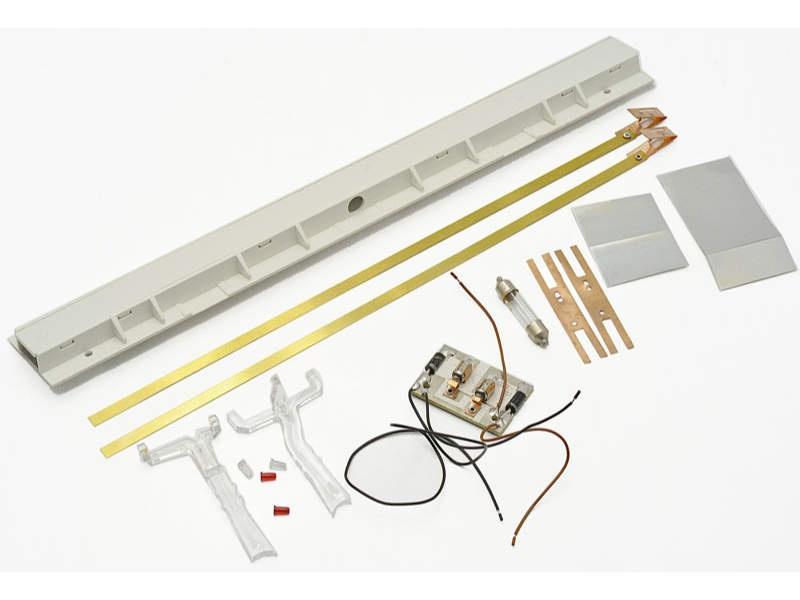 Innenbeleuchtung für IR/IC-Steuerwagen H0
