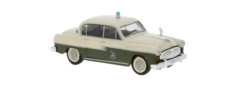 Sachsenring P 240, Volkspolizei, 1956, 1:87 / Spur H0