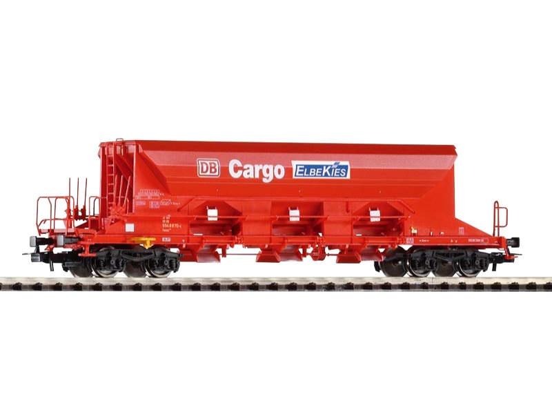 Schüttgutwagen Facns133 Elbe Kies der DB Cargo, Ep. V, H0