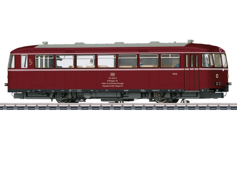 Indusi-Messwagen BR 724 der DB, mfx+, Sound, AC, H0, MHI