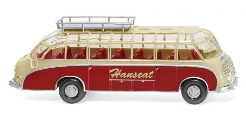 Reisebus Setra S8 Hanseat, 1:87, H0