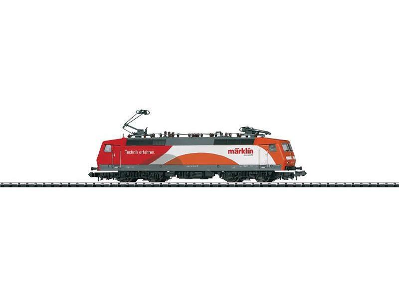 E-Lok BR 120 Bo´Bo´ der DB, Minitrix Spur N