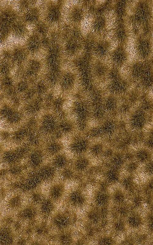 Grasbüschel, zweifarbig, lang Herbst, Graslänge: 6 mm