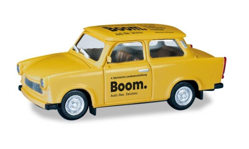 Trabant 601 S Boom/4.Sächsische Landesausstellung H0, 1:87
