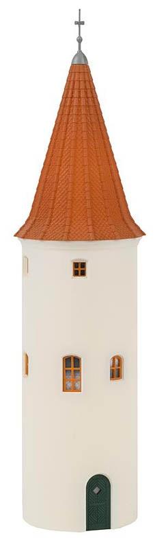 Rapunzelturm Bausatz, Spur H0