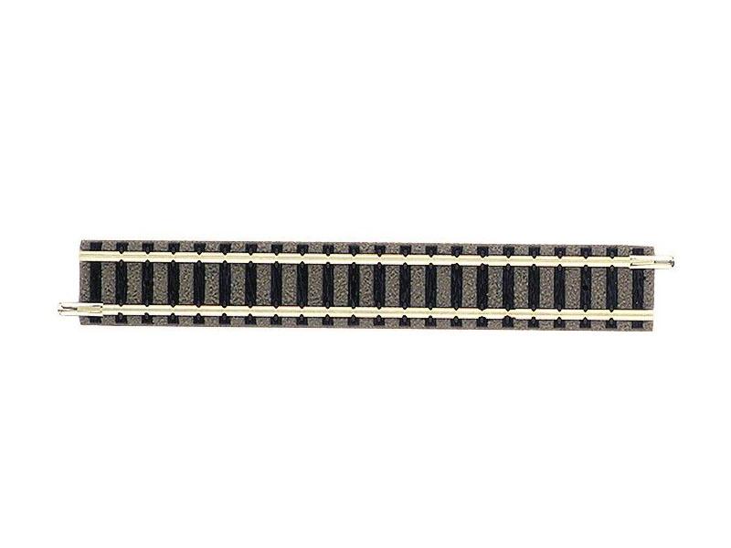 Gerades Gleis 111 mm N-Gleis mit Bettung