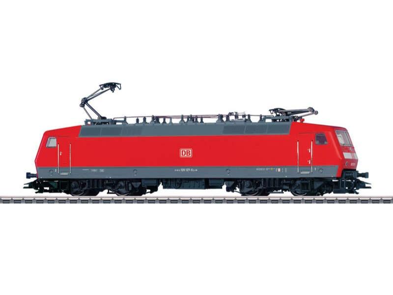 Elektrolokomotive BR 120.1 DB AG Sound mfx+ H0