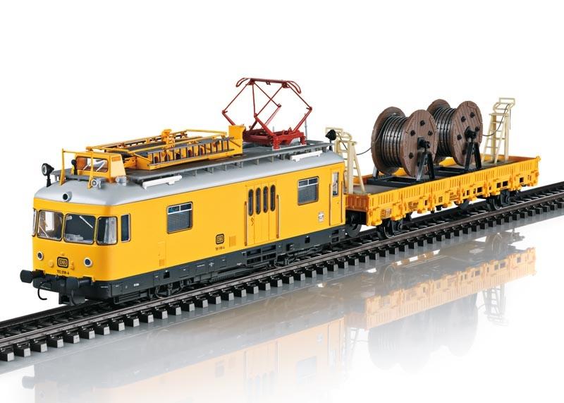 Regelturmtriebwagen BR 701 DB, Sound, mfx+ DCC, AC, Spur H0