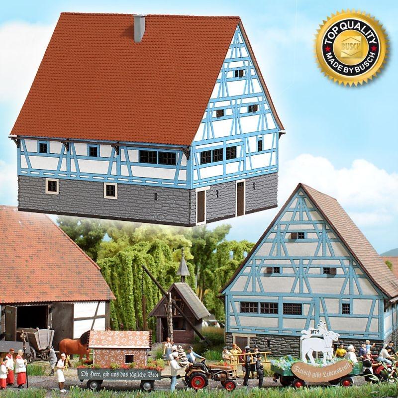 Bauernhaus aus Zaisenhausen, Spur N