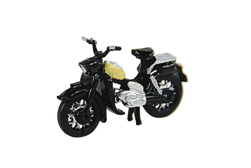 Puch VS50 Moped, Spur H0