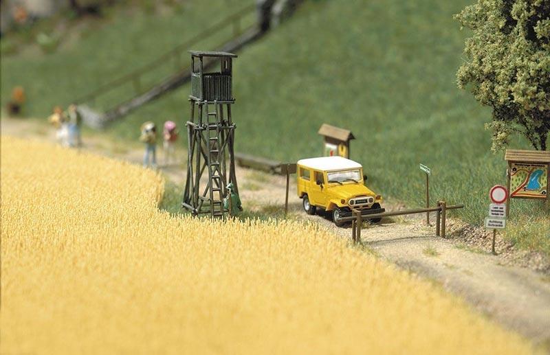 Weizenfeld 100 cm2, Spur H0