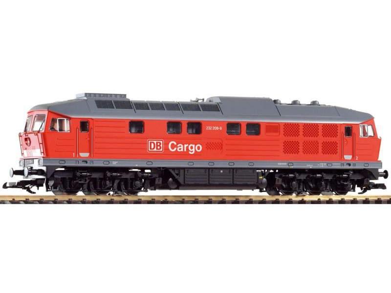 Diesellokomotive BR 232 der DB Cargo, Epoche V, Spur G