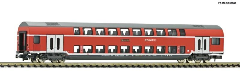 Doppelstockwagen der DB AG, Spur N