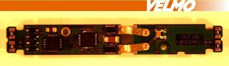 Lokdecoder DCC / SX passend für BR216, Spur Z