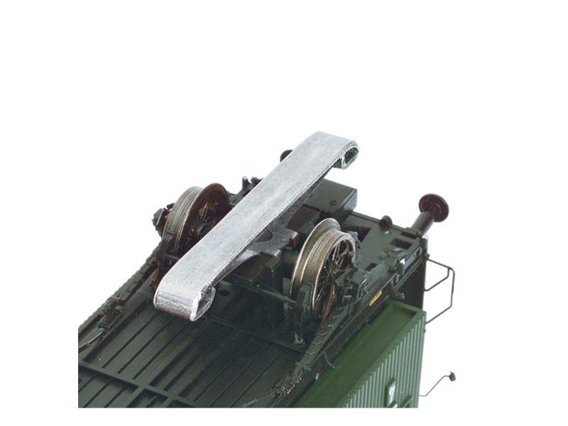 AC-Schleifer für Personenwagen, H0