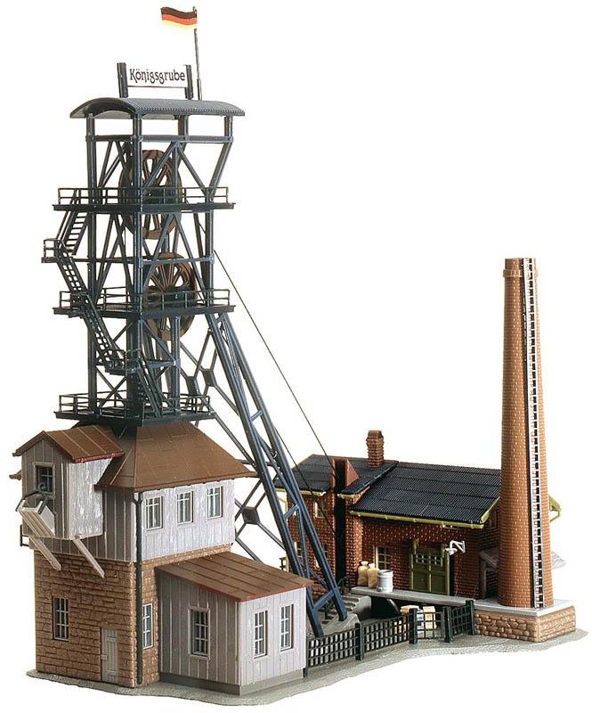 Förderanlage Königsgrube Bausatz N