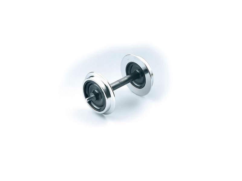 Metall-Scheibenradsatz, 2Stk. Spur G