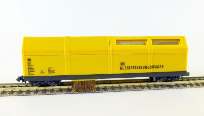 Gleisstaubsaugerwagen mit SSF-09 Steuerelektronik, Spur N