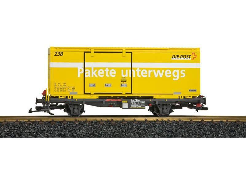RhB Containerwagen, Spur G (Schmalspur)