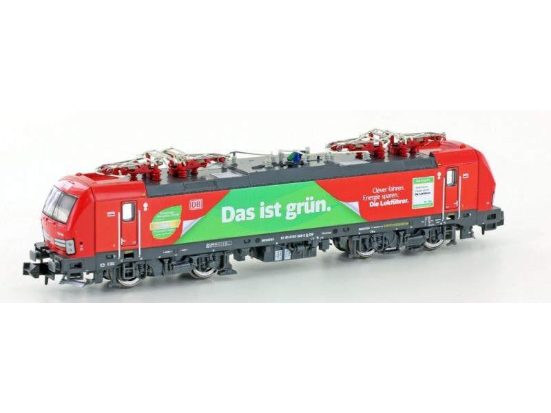 E-Lok BR193 309 Vectron DB Das ist grün, Ep. VI, Spur N
