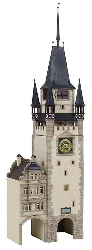 Historisches Stadttor, Bausatz, Spur H0