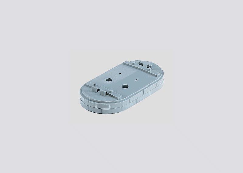 Pfeiler 6 mm zum Aufbau von Rampen H0