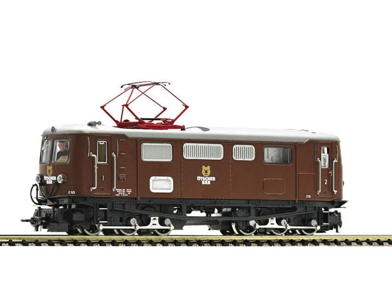 E-Lok E10 Ötscherbär NÖVOG H0e