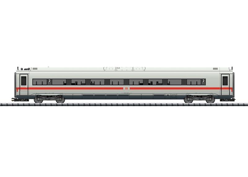 Ergänzungswagen zum ICE 4 grün DB, DC, Spur H0