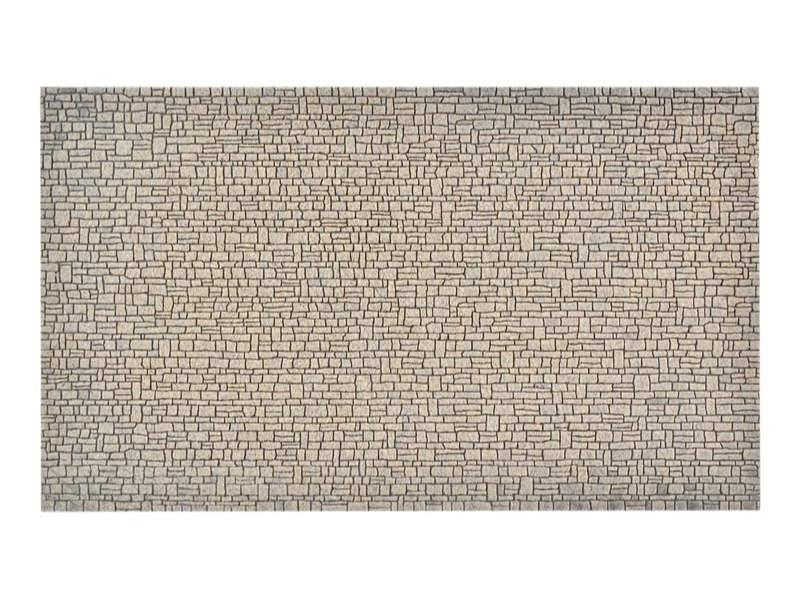 Mauerplatte Haustein, L 28 x B 16,3 cm, Spur H0