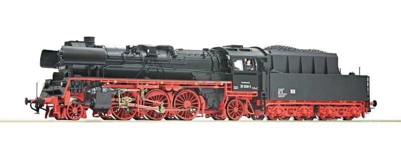 Dampflokomotive BR 35.10 der DR, Sound, DC, Spur H0