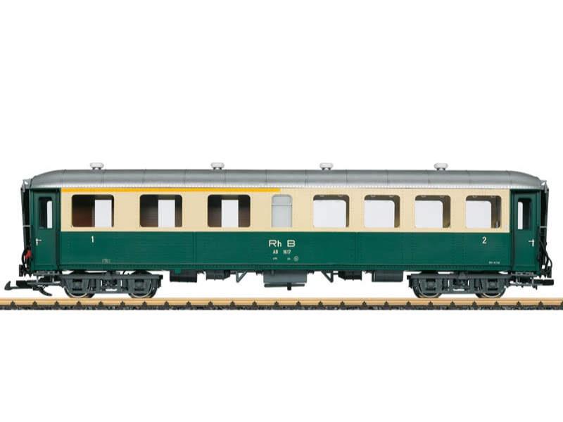 RhB Personenwagen 1./2. Kl. Spur G